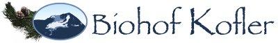 Kofler-Biohof Logo